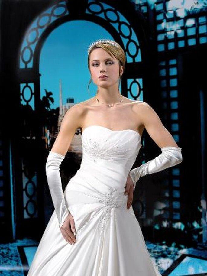Vestidos de Noiva Miss Kelly - modelo CL114-20C