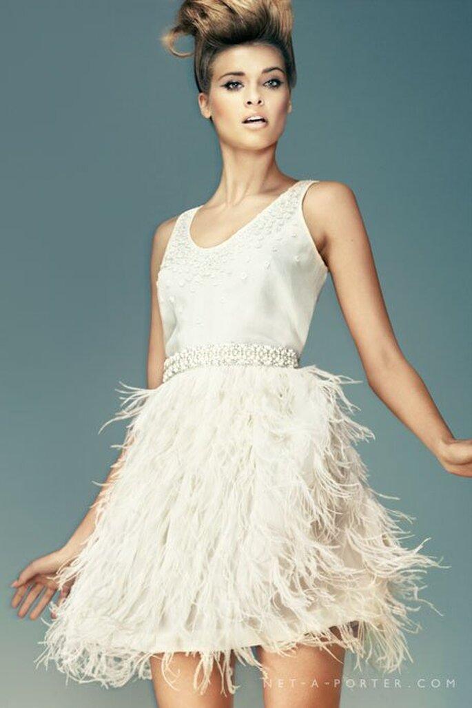 Ideias de vestido de noiva com cinto