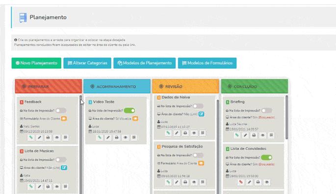 sistema de gestão completo para o mercado de eventos