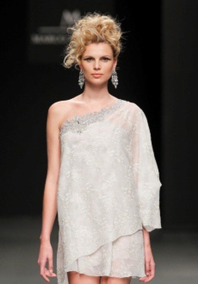 Kurze Brautkleider von M&M Trend 2011