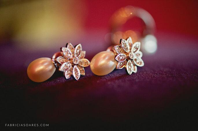 Como escolher as joias do meu casamento