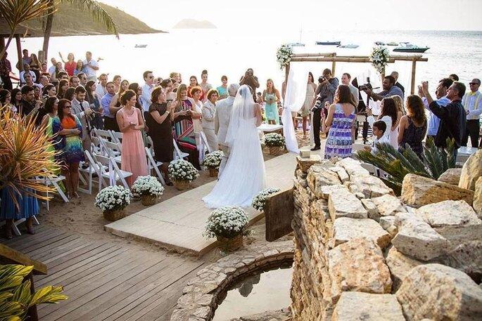 Casamentos descolados...