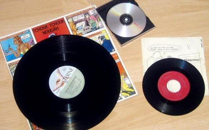 Creare un cd con la musica del matrimonio