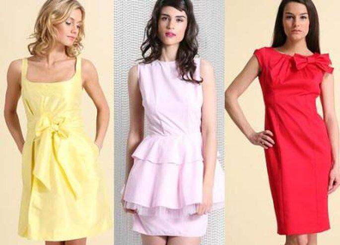 Inspirate para vestirte si sos invitada - Foto Trendencias