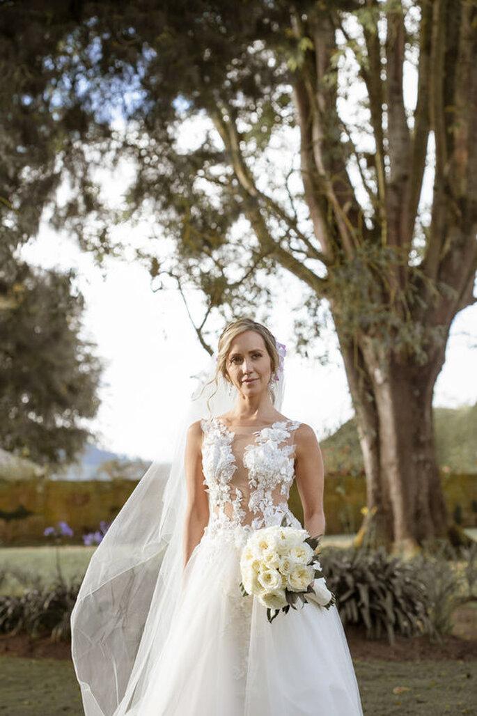Dahian Velásquez Bridal Diseñadora vestidos de novia Bogotá