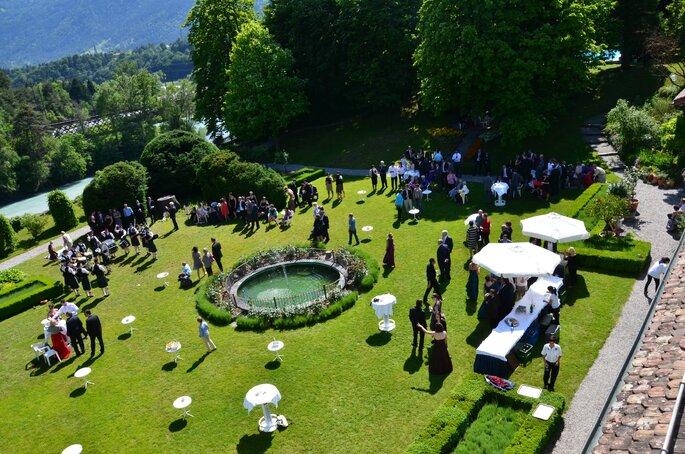 Events Schloss Reichenau