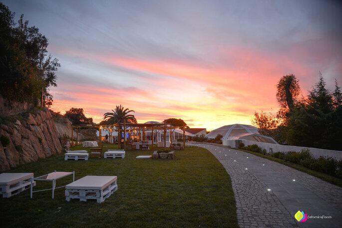 Quinta dos Rouxinóis - RGN Eventos. Fotomiraflores