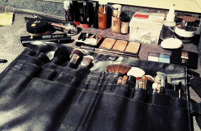 Carina Albuquerque - Make Up Artist
