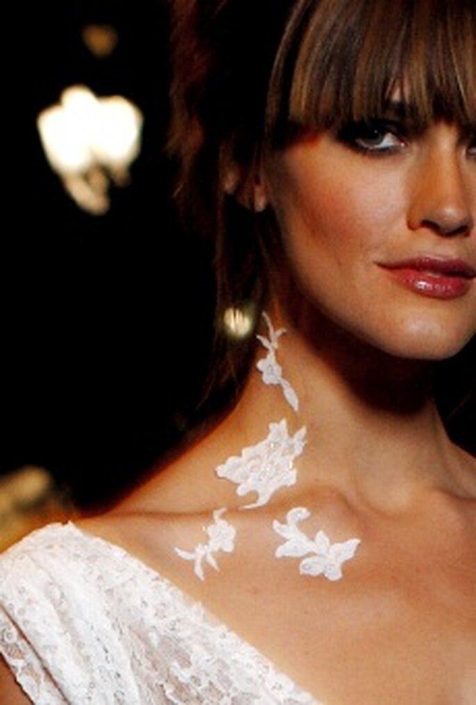 Cymbeline 2010 - Tatuaje floral