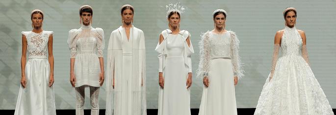 Brautkleider Jesús Peiró 2021