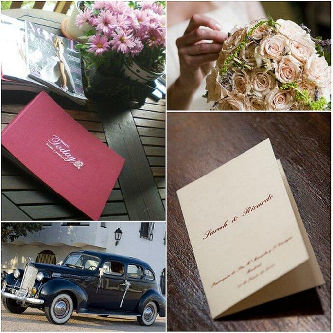 Contratar una wedding planner es la solución ideal para organizar la boda sin preocupaciones. Fotos: Arantxa Sandúa, Ingenio Fotógrafos