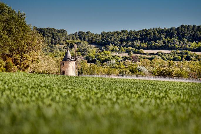 Château de Sannes - lieu de réception - Vaucluse (84)