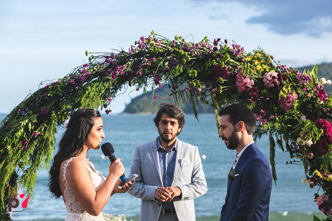 Celebrante: Luciano Toledo - Foto: Produtora 7 SONY   Foto e Filme