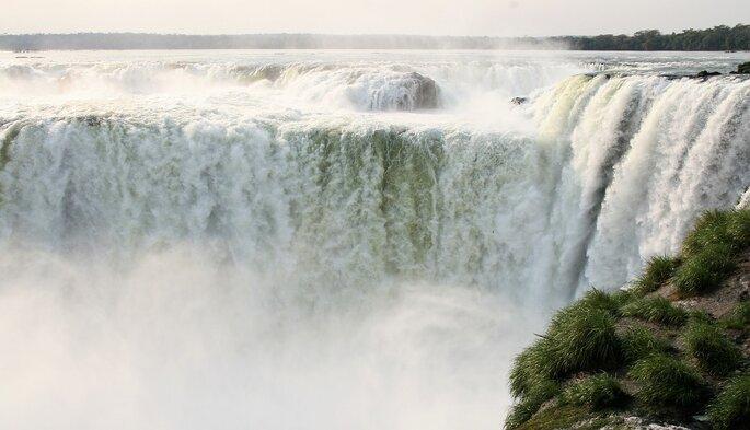 Photo : ckim828 - Pixabay - Chutes d'Iguaçu
