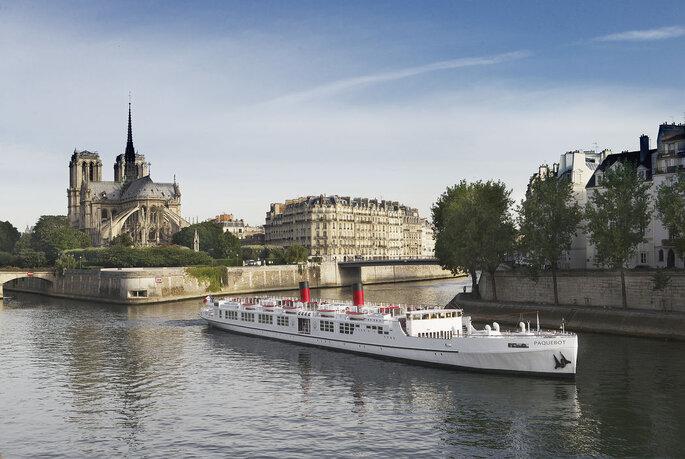 Yachts de Paris - Bateau - Péniches - Paris