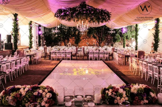 Foto: Lucero Álvarez Wedding & Event Designer