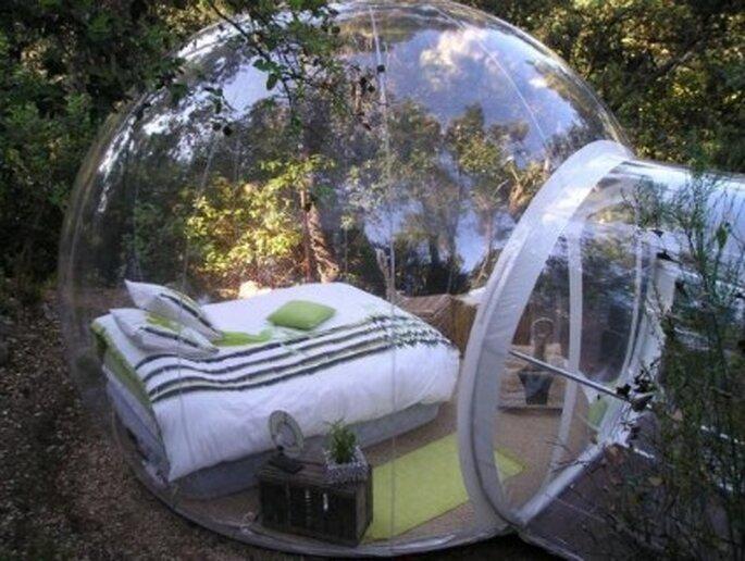 La bulle Zen Attrap'rêves - © Margot Trivoire