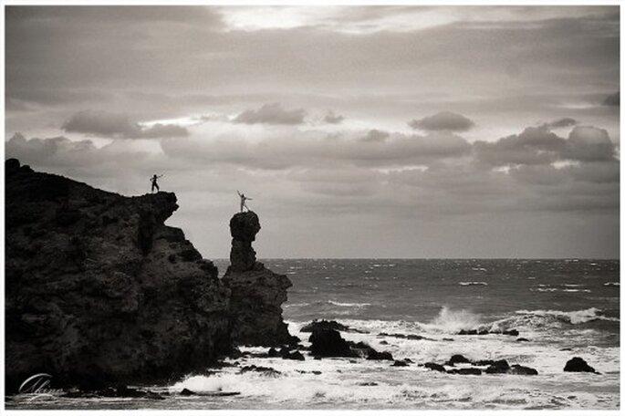 Hermosos paisajes en Veracruz para fotografia preboda - Foto Emmanuel Aquino