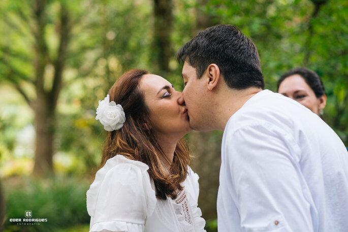 Acessório de cabelo da noiva: Ouvidor 120 - Foto: Eder Rodrigues Fotografia