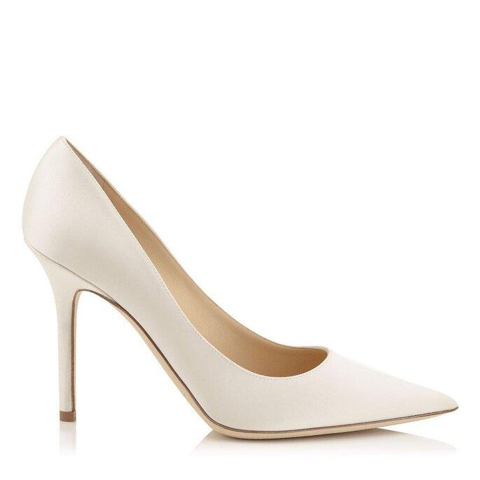 55bb3f59b99 Sapatos de noiva Jimmy Choo 2015  luxo e elegância aos seus pés