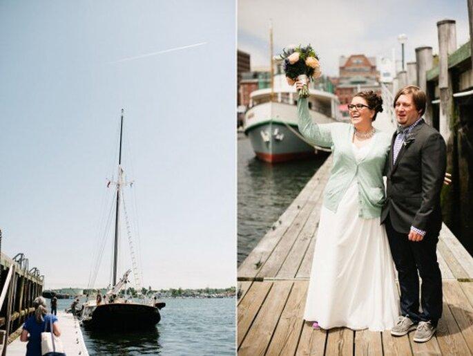 In den Hafen der Ehe – Foto: Alexandra Roberts