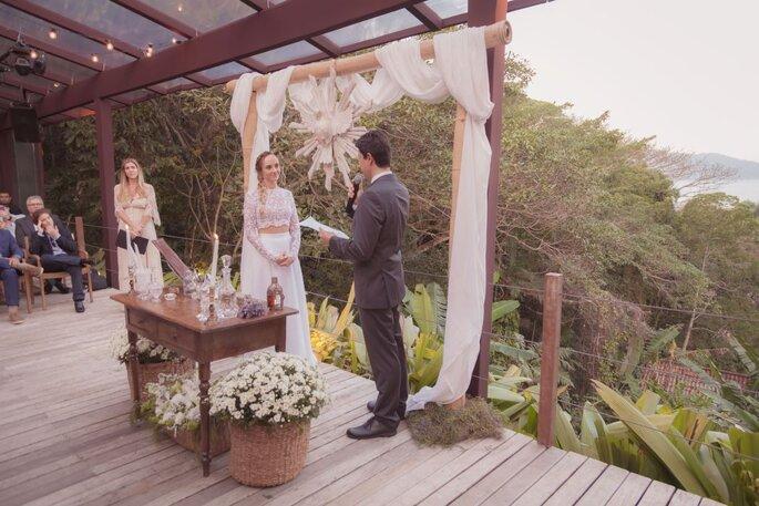 casamento na praia e destination wedding em Ubatuba
