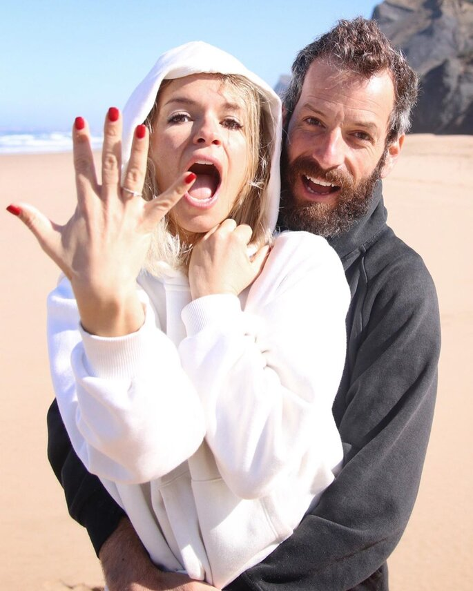 madalena brandão está noiva