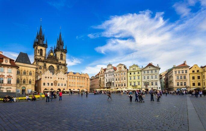 Foto: Praga - Viajes El Corte Inglés / Latam
