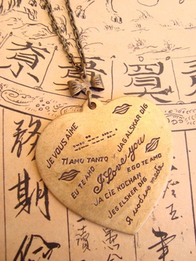 Acessórios para noivas Vintage Affair - colar