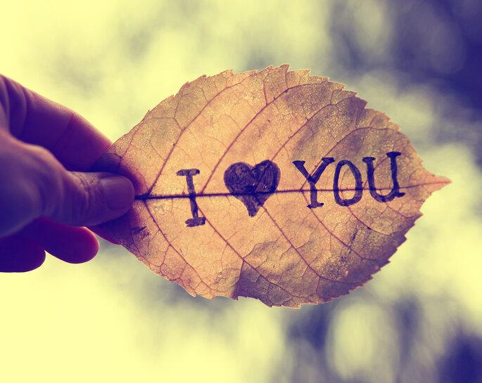 Zeigen Sie Ihre Liebe – Foto: Shutterstock