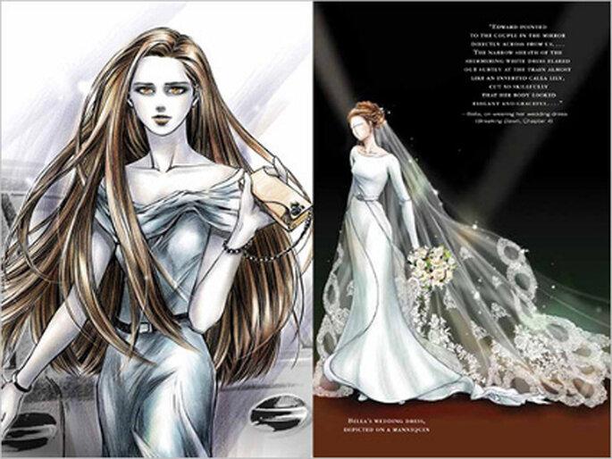 vampira dibujo manga: