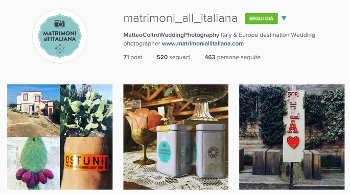Matrimoni-allItalianaInstagram