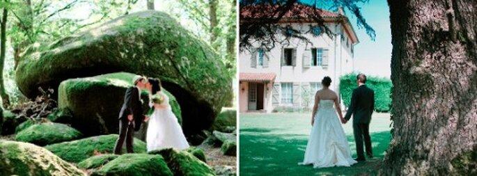 Suivrez-vous les traditions de la région Limousin, le jour de votre mariage ? © D'un Clic, Nino Will Photographie