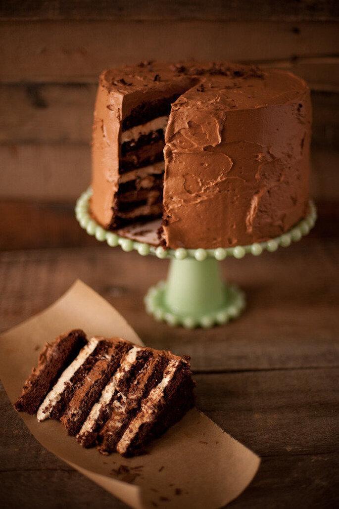 Pastel de chocolate - Fig & Pickles
