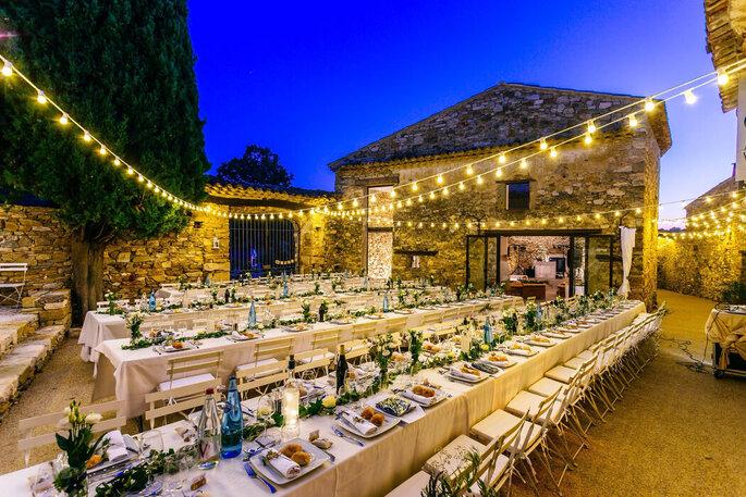 Clos du Tuilier - Lieu de réception de mariage - Alpes de Hautes-Provences