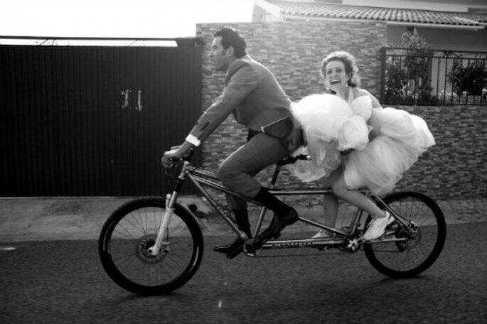 Mariage bucolique ! - Photo : Nuno Palha