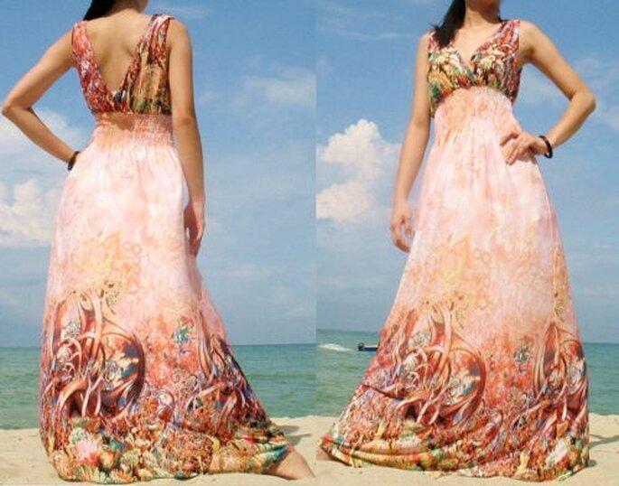 Looks De Convidadas Para Casamentos Na Praia