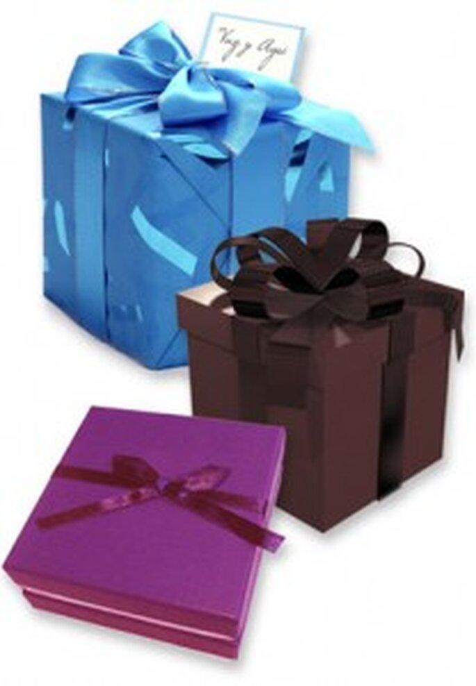 Puedes hacer de tu mesa de regalos todo lo que tú quieras!