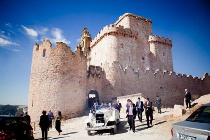 Castillo de Turégano (Segovia) - Adrián Tomadín