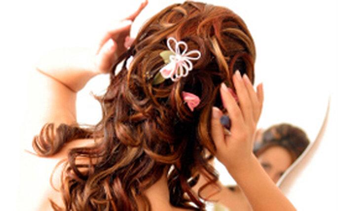 Acconciature da sposa per capelli lunghi