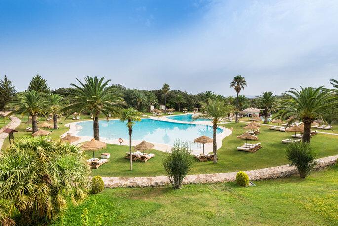 La Bobadilla, a Royal Hideaway Hotel hotel bodas Granada