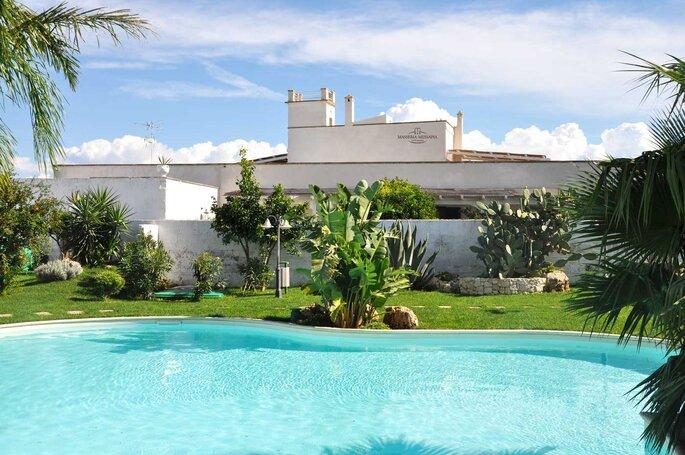 Masseria Messapia Resort - Lieu de réception de mariage - Italie
