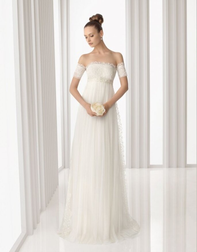 estilos de vestidos de novia para cada tipo de cuerpo – creando tu