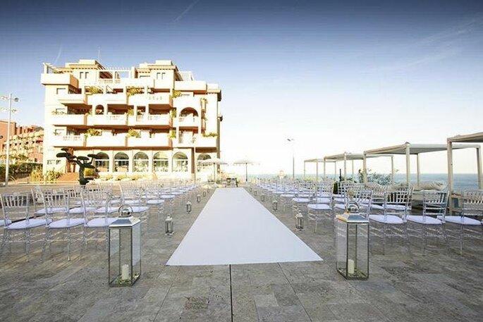 Holiday World Hotel hotel bodas Málaga
