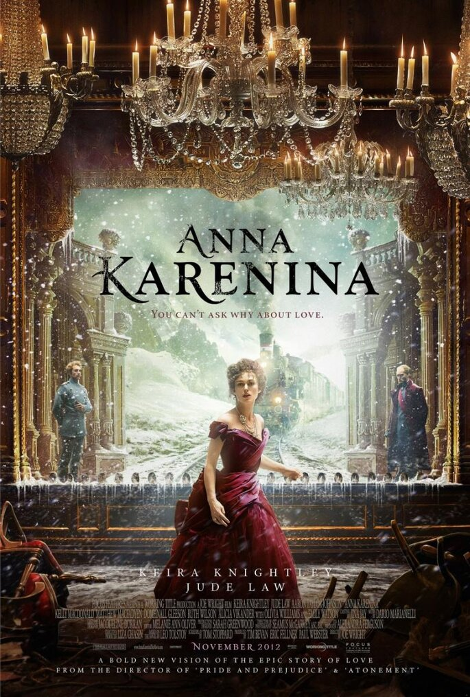 Filme: Anna Karenina - Joe Wright