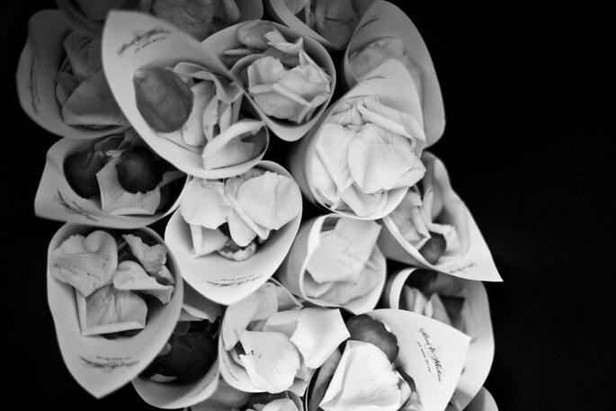 18- lancer de pétales de rose - wedding planner boulogne