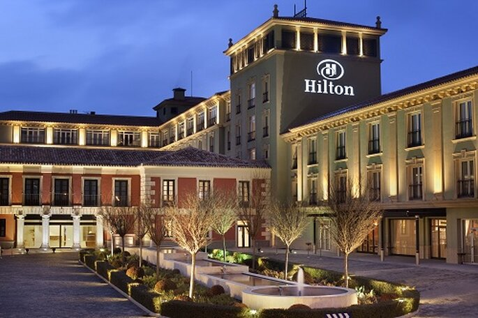 Hilton Buenavista Toledo se encuentra a solo cinco minutos del casco antiguo toledano. Foto: Hilton Buenavista Toledo.