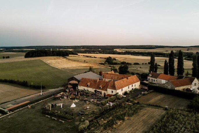 Les Bonnes Joies - lieu de réception - Yvelines (78)