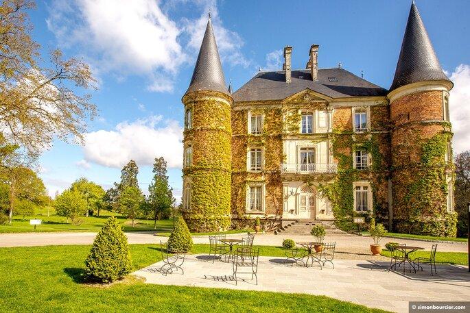 Le Château d'Apigné - Simon Boursier photographe