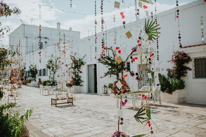 La genialità di Donato Chiriatti ha lasciato tutti a bocca aperta - Foto: Marco Schifa Wedding Photography